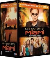 Les Experts : Miami - Intégrale en 60 DVD