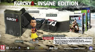 Far Cry 3 édition insane