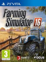 Farming Simulator 16 (PS Vita)