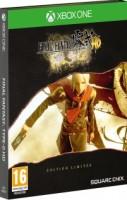 Final Fantasy Type-0 HD édition limitée (Xbox One)
