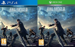 Final Fantasy XV édition day one (PS4, Xbox One)