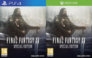 Final Fantasy XV édition spéciale (PS4, Xbox One)