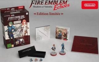 Fire Emblem Echoes : Shadows of Valentia édition limitée (3DS)