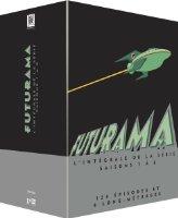 Intégrale Futurama (DVD)