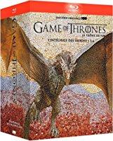 Game of Thrones : intégrale des saisons 1 à 6 (blu-ray)