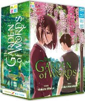 The garden of words édition limitée (blu-ray + DVD)