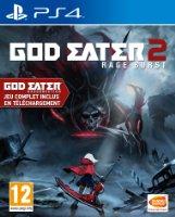 God Eater 2 : Rage Burst (PS4)