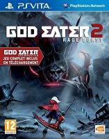 God Eater 2 : Rage Burst (PS Vita)