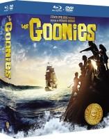 Les Goonies édition collector (blu-ray, DVD, jeu de société)
