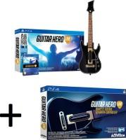 Guitar Hero Live + 2 guitares (PS4)