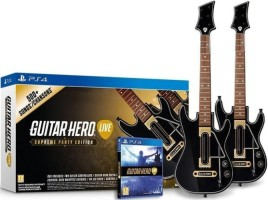 Guitar Hero Live Supreme Party Edition (PS4)