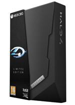 Halo 4 édition collector (Xbox 360)