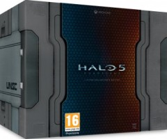 Halo 5 Guardians édition collector (Xbox One)