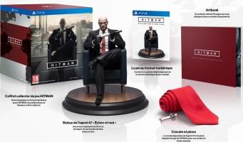 Hitman édition collector (PS4)