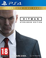 Hitman : The Complete First Season édition steelbook