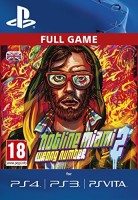 Hotline Miami 2 : Wrong Number (Cross-buy PS3, PS4 et PS Vita)