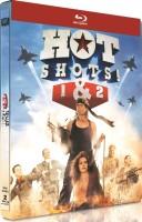 Hot Shots 1 & 2 édition steelbook (blu-ray)