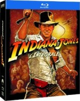 Intégrale Indiana Jones (blu-ray)