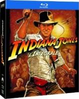 Intégrale Indiana Jones (blu-ray)