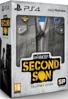 inFAMOUS : Second Son édition collector (PS4)