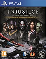 Injustice : Les Dieux sont parmi nous - Ultimate Edition (PS4)