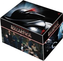 Intégrale Battlestar Galactica (DVD)