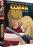 Cobra The Animation : Intégrale de la nouvelle série (blu-ray)