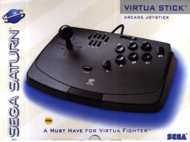 Joystick Sega Saturn