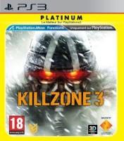 Killzone 3 édition platinum (PS3)