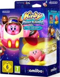 Kirby Planet Robobot édition limitée avec Amiibo Kirby (3DS)