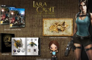 Lara Croft and the Temple of Osiris - édition collector (PS4)