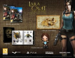 Lara Croft and the temple of Osiris – édition collector (PS4, PC)