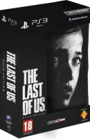 The Last of Us - édition collector Ellie (PS3)