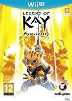 Legend of Kay Anniversary (Wii U)