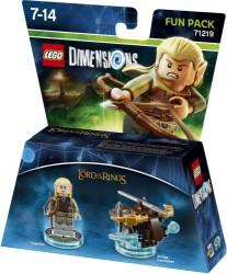 """Figurine Lego Dimensions """"Legolas"""""""