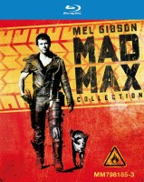 Trilogie Mad Max (blu-ray)