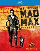 Trilogie Mad Max (blu-ray)