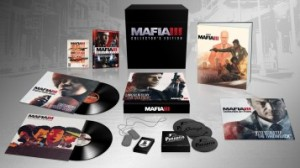 Mafia III édition collector (Xbox One)