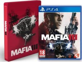 Mafia III + Steelbook (PS4)