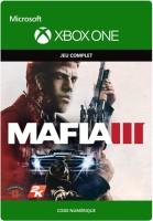 Mafia III version dématérialisée (Xbox One)