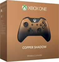 """Manette Xbox One """"Copper Shadow"""""""