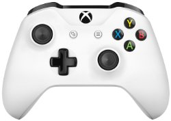 Manette Xbox One S blanche