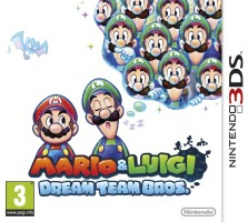 Mario & Luigi : Dream Team Bros. (3DS)