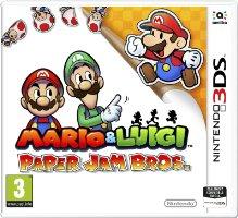 Mario & Luigi : Paper Jam Bros. (3DS)