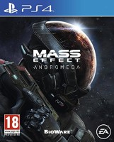 Mass Effect : Andromeda (PS4,)
