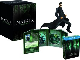 Trilogie Matrix édition collector (blu-ray + DVD)