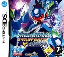 Mega Man Starforce Pegasus (DS)