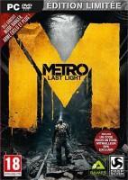 Metro Last Light édition limitée (PC)