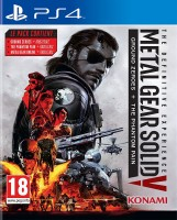 Metal Gear Solid V : The Definitive Experience (PS4)