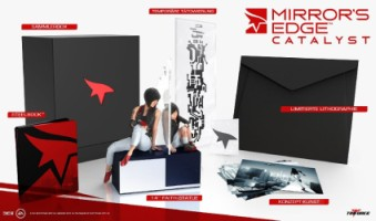 Mirror's Edge Catalyst édition collector